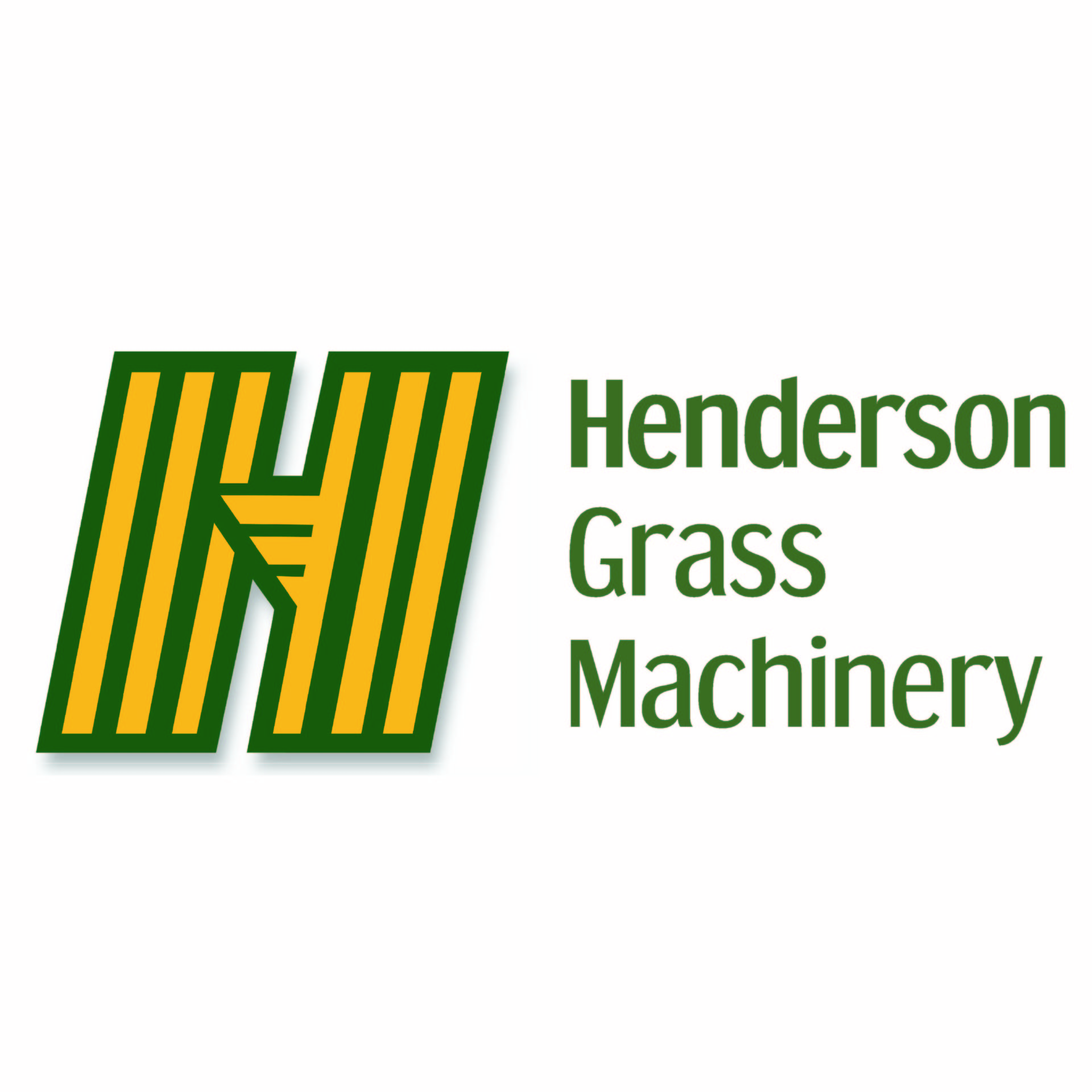Henderson Grass Machinery logo