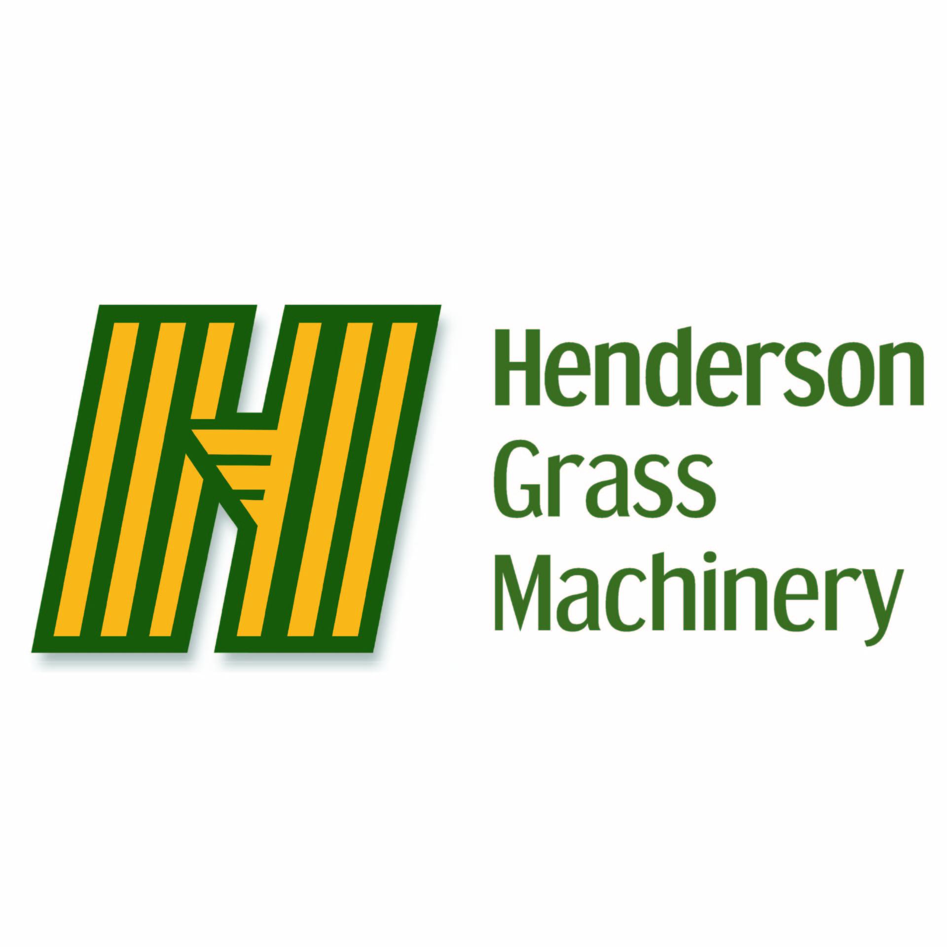 Henderson Grass Machinery logo