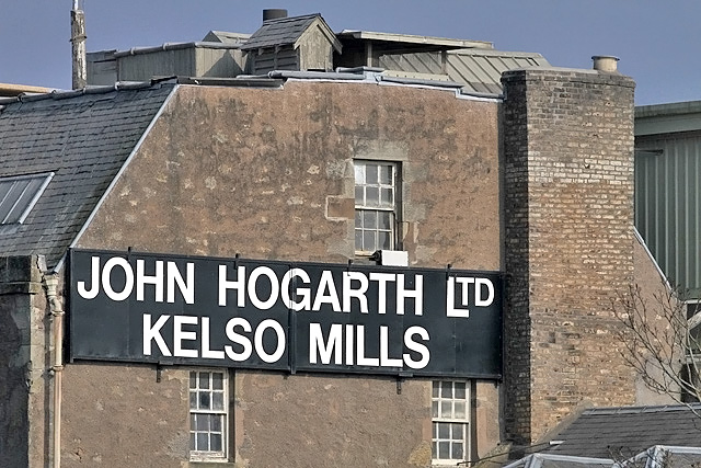 John Hogarth Mill