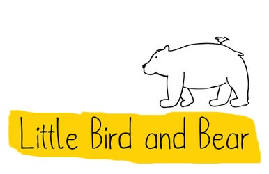 Little Bird and Bear