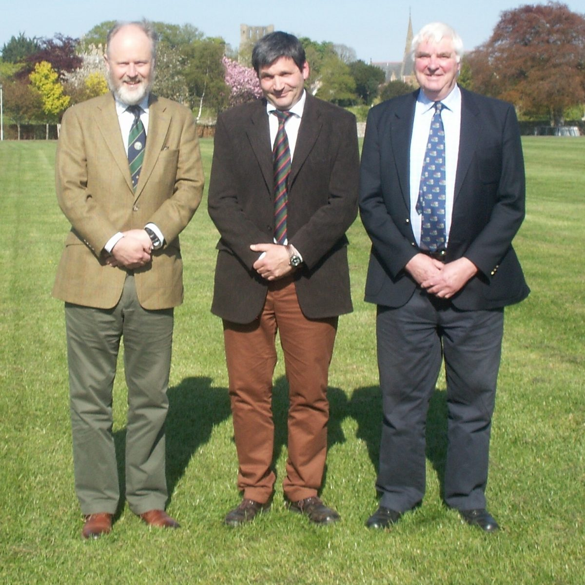 Derek Robeson, a successful applicant for the BUAS Bursary award. A funding imitative in the Scottish Borders.