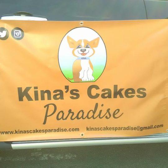 Kinas Cakes Paradise