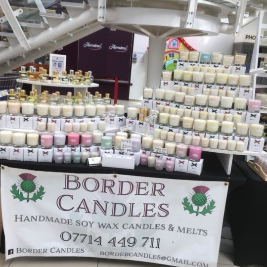 Border Candles