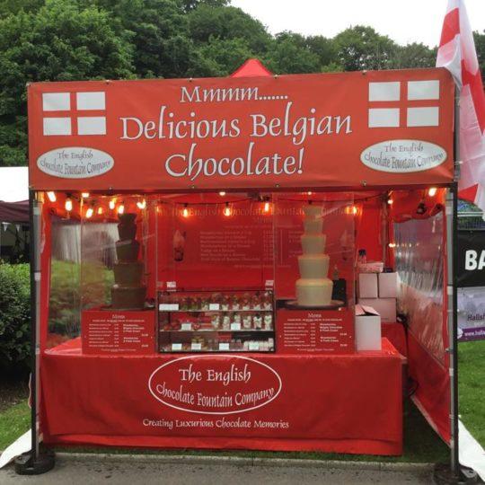 The English Chocolate Fountain Company
